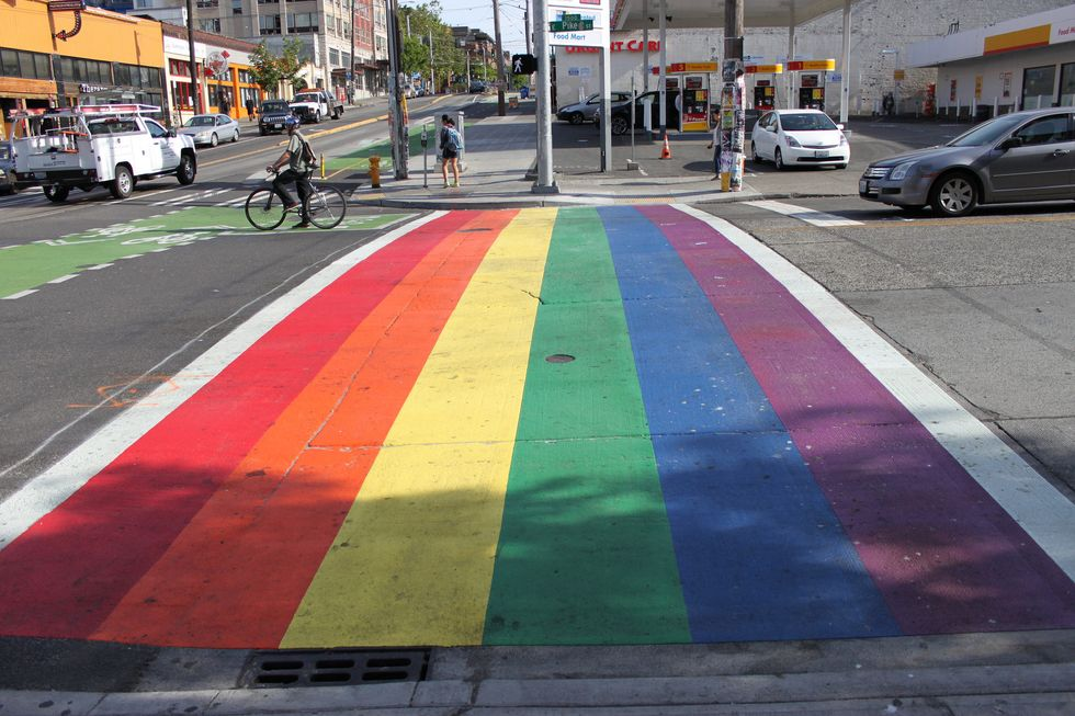 This City Is Allowing Neighborhoods to Design Their Own Crosswalks