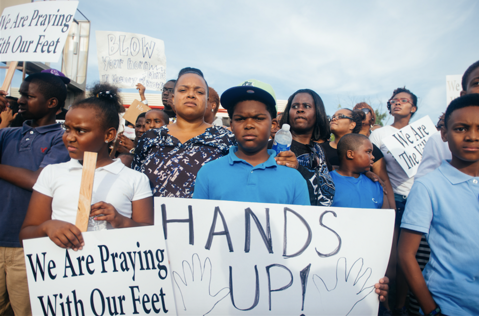 Healing Ferguson Begins With Its Children