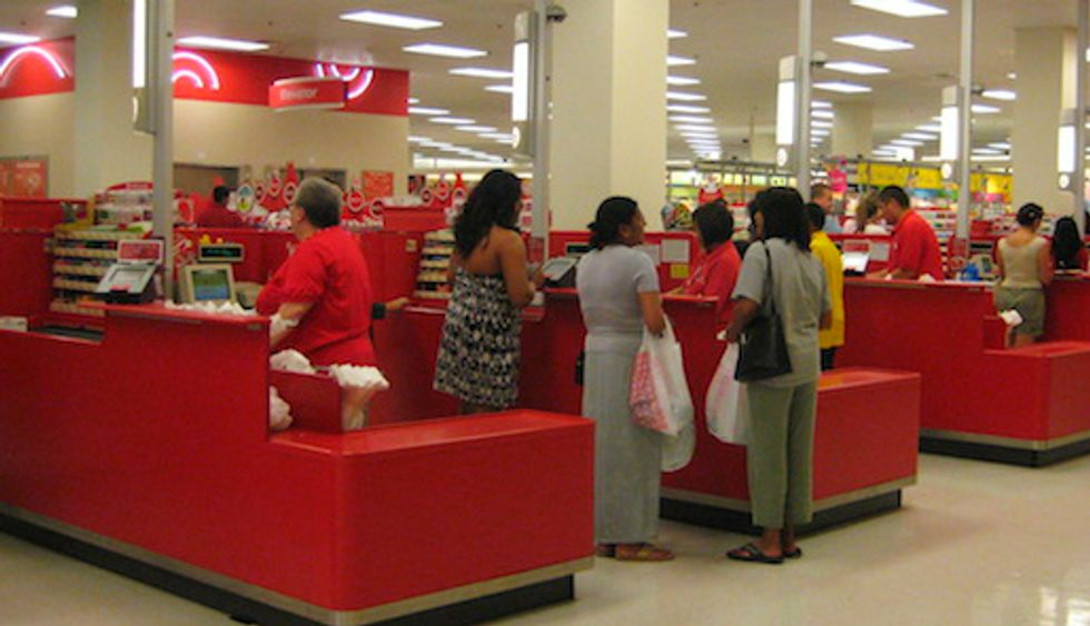 Target Workers Vote to Form First Union in Company's History