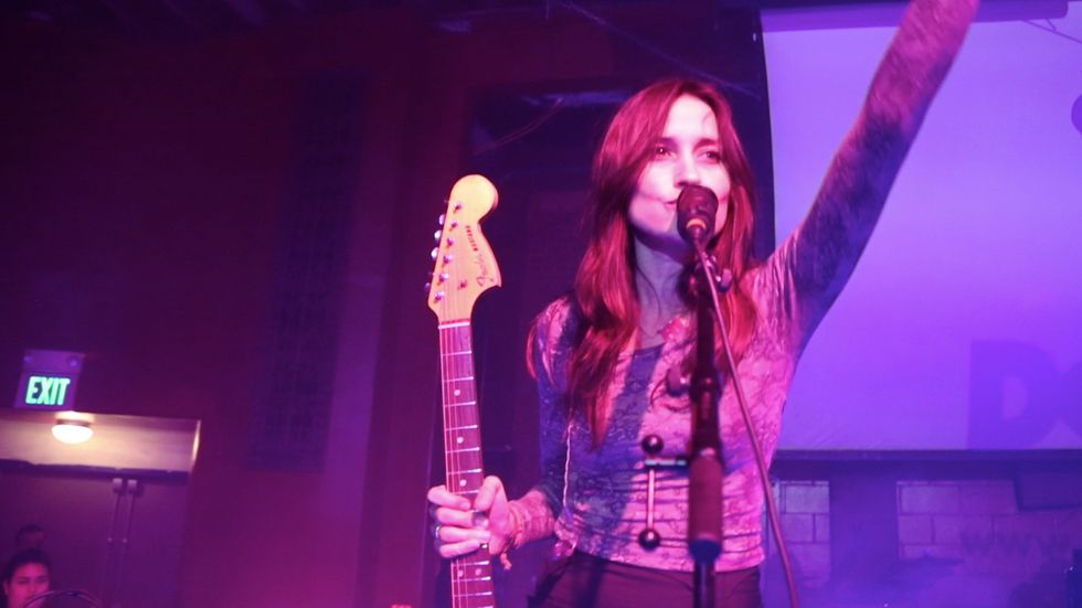 How Indie Rock Band WARPAINT Saved a High School's Music Program