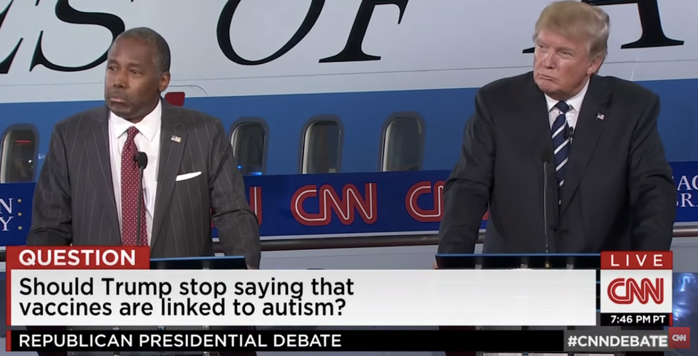 The Most Dangerous Part of CNN's GOP Debate