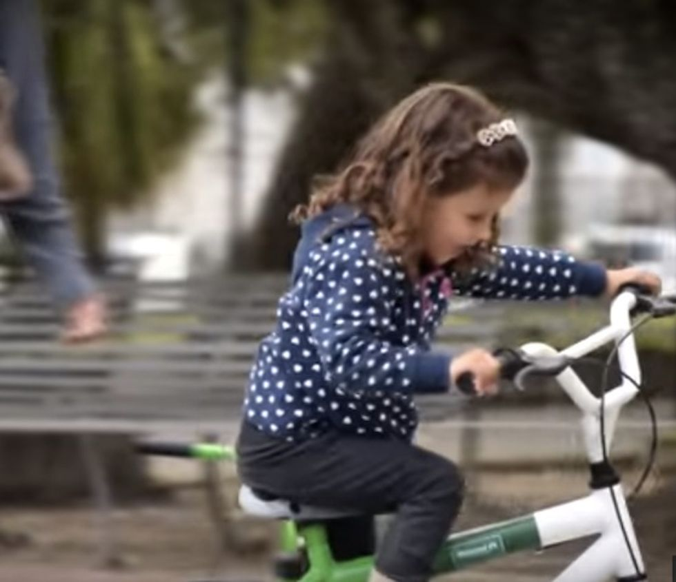 Awesome Program Gives Bikes to Low-Income Kids Who Want to Learn How to Ride