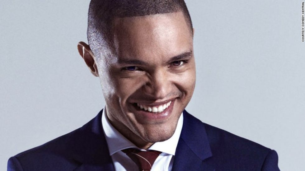 The Case For Giving Trevor Noah a Chance