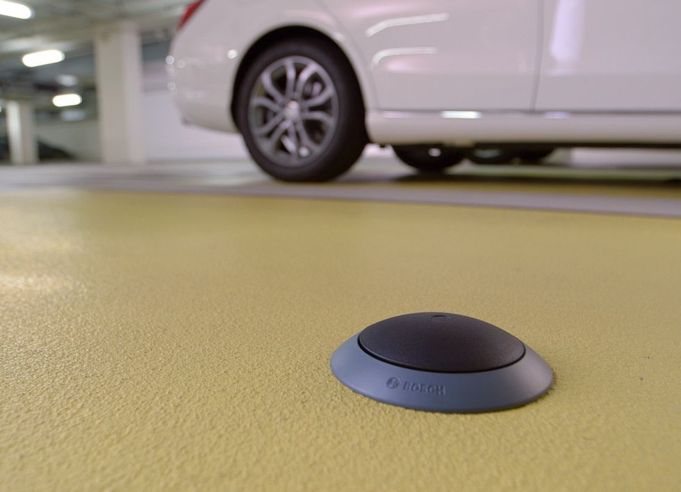 Finally! A Smartphone Solution for Finding That Perfect Parking Space