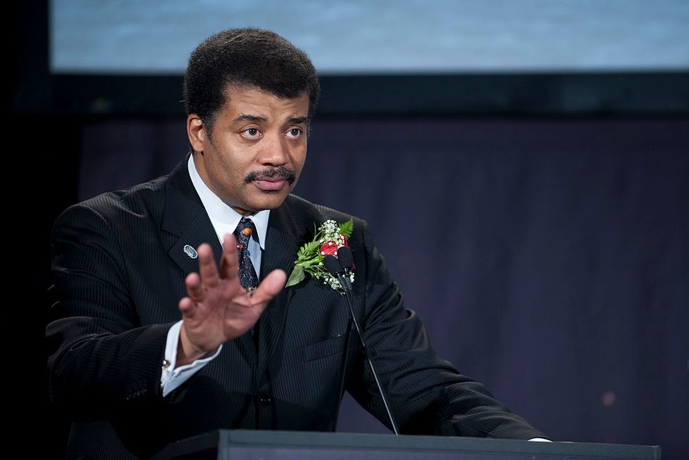 Edward Snowden and Neil deGrasse Tyson Discuss Water on Mars