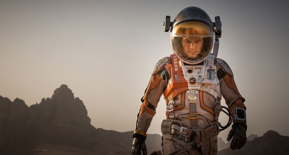 Meet the Man Behind The Martian