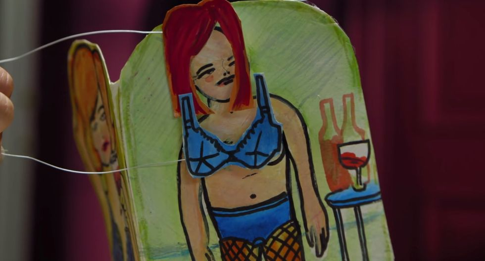 Adult-Themed Pop-Up Books Find Humanity in Awkward, True Sexual Encounters (NSFW)