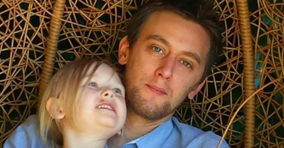 Brave Dad Does One Amazing Thing for Daughter Before Dying
