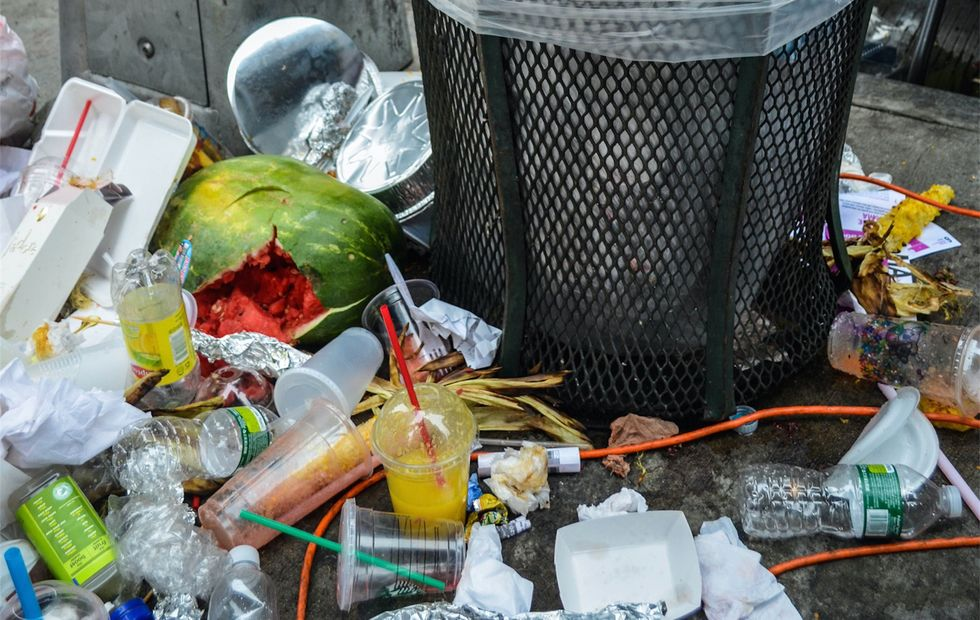 You Won't Believe How Many Pounds of Food We Waste Each Year