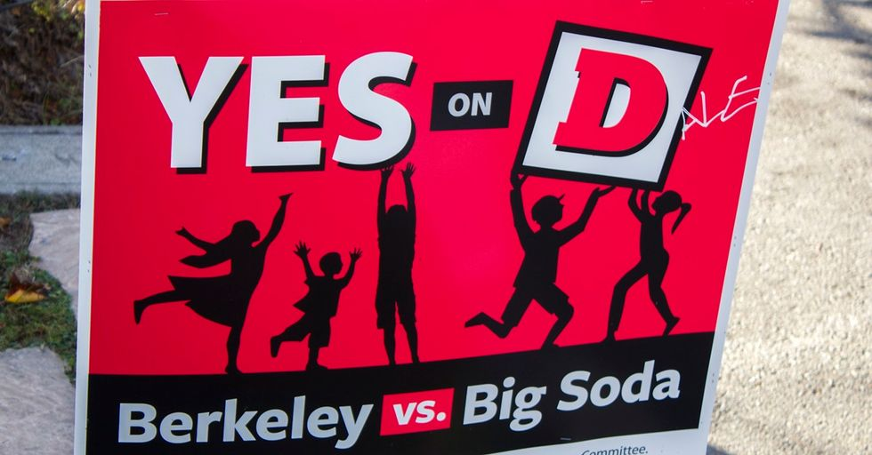 The Huge Drop in Soda Sales Is a Big Boost for Public Health