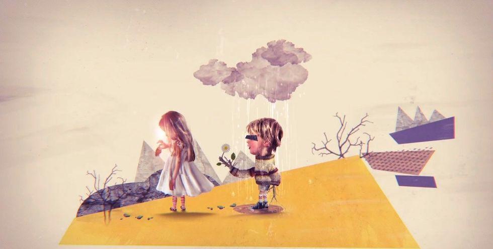 Animation Intermission: Amazing Anti-Bullying Poem Comes to Life