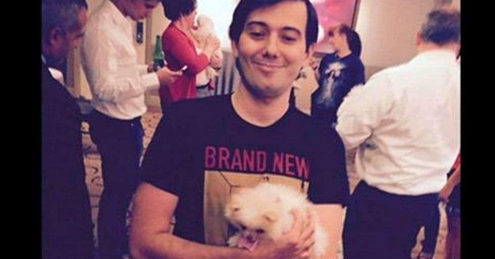 Martin Shkreli Still Hasn't Dropped the Price of Daraprim