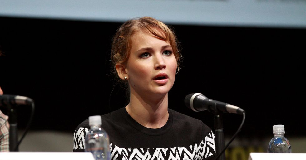 Jennifer Lawrence is Pissed About Being Paid Less Than Male Actors