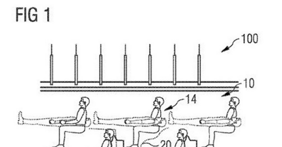 Airbus' New Stacked Seating Designs are Terrifying