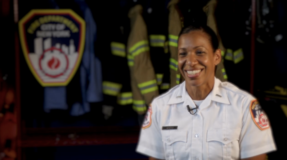 New York Firefighters to LGBT Teens: 'It Gets Better'
