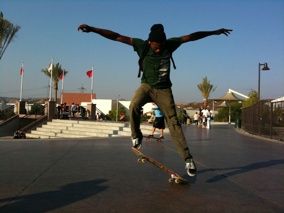 Skateboarders Sign Petition to Keep their Games Out of the Olympics