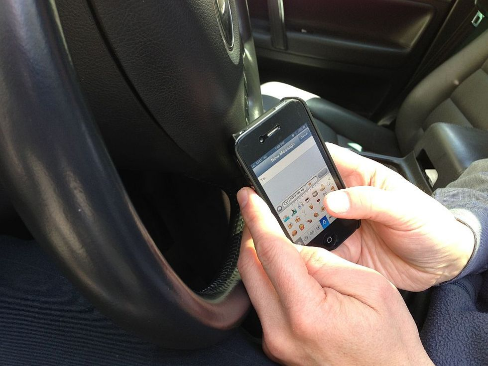 We Know Texting While Driving Is a Terrible Idea. So Why Do We Keep Doing It?