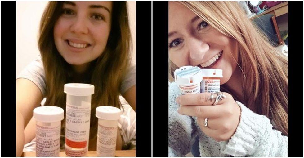 Mother Starts #MedicatedAndMighty to Destigmatize Antidepressant Use