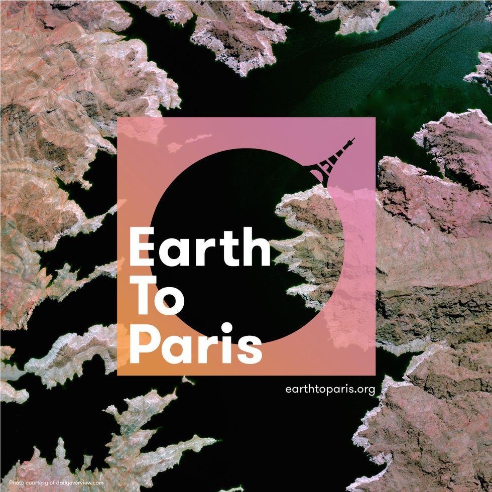 Announcing #EarthToParis