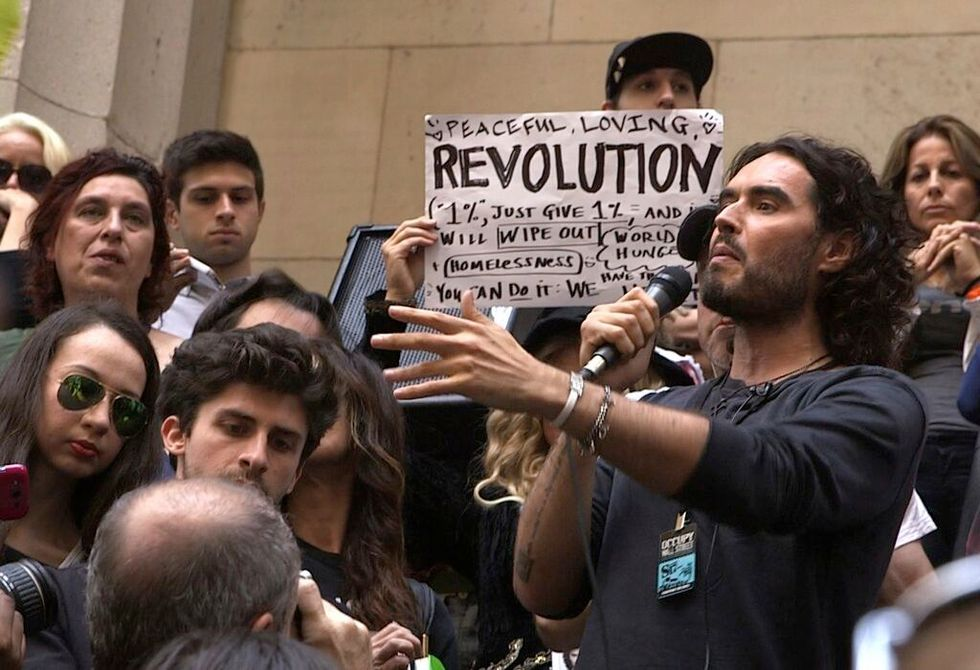 From Cad to Radical: The Transformation of Russell Brand
