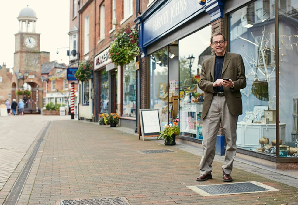 This U.K. City Wants You to Walk on Its Wi-Fi-Enabled Pavement