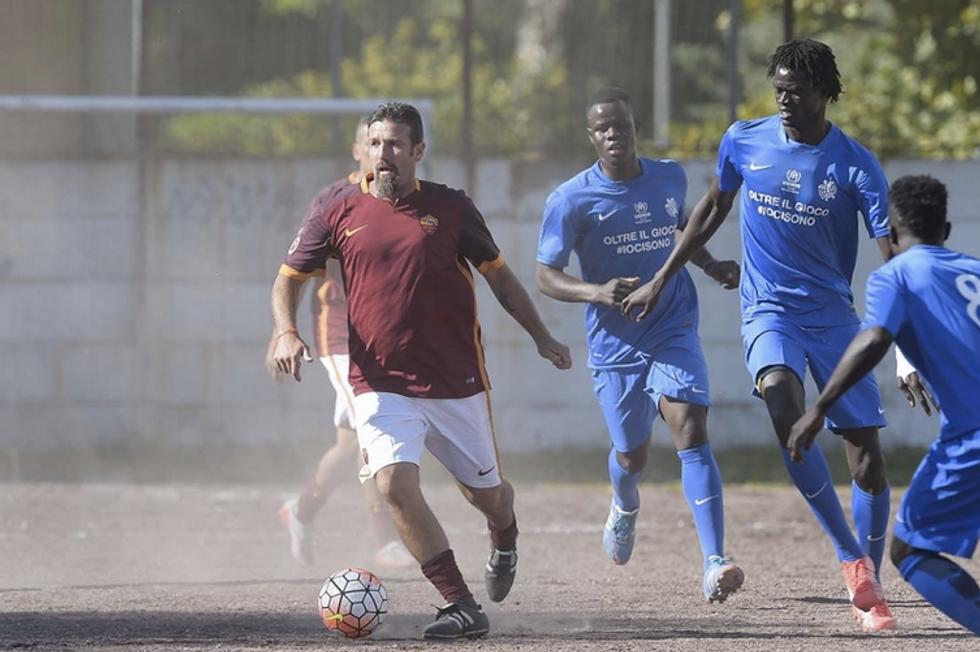 Europe's Refugee Soccer Teams