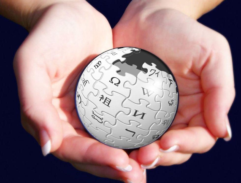Filling the World's Wikipedia Gaps