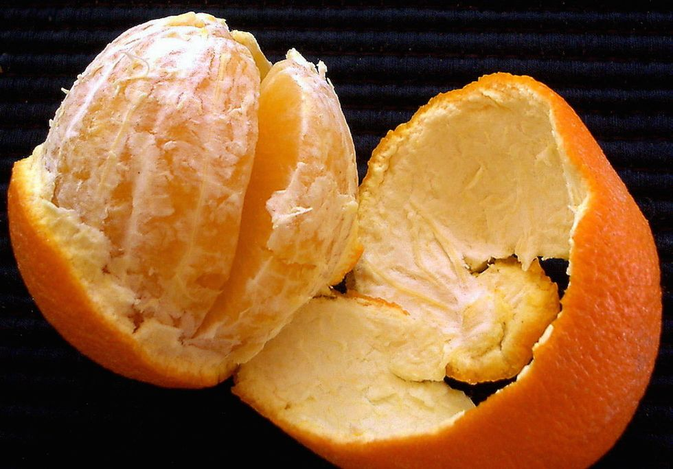 Orange Peel Waste Can Help Remove Mercury Pollution From Oceans