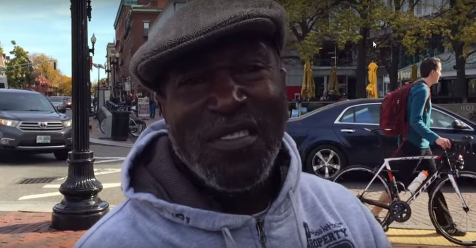San Francisco Man Embarks on a Journey to Reunite 100 Homeless People With Their Families Through YouTube