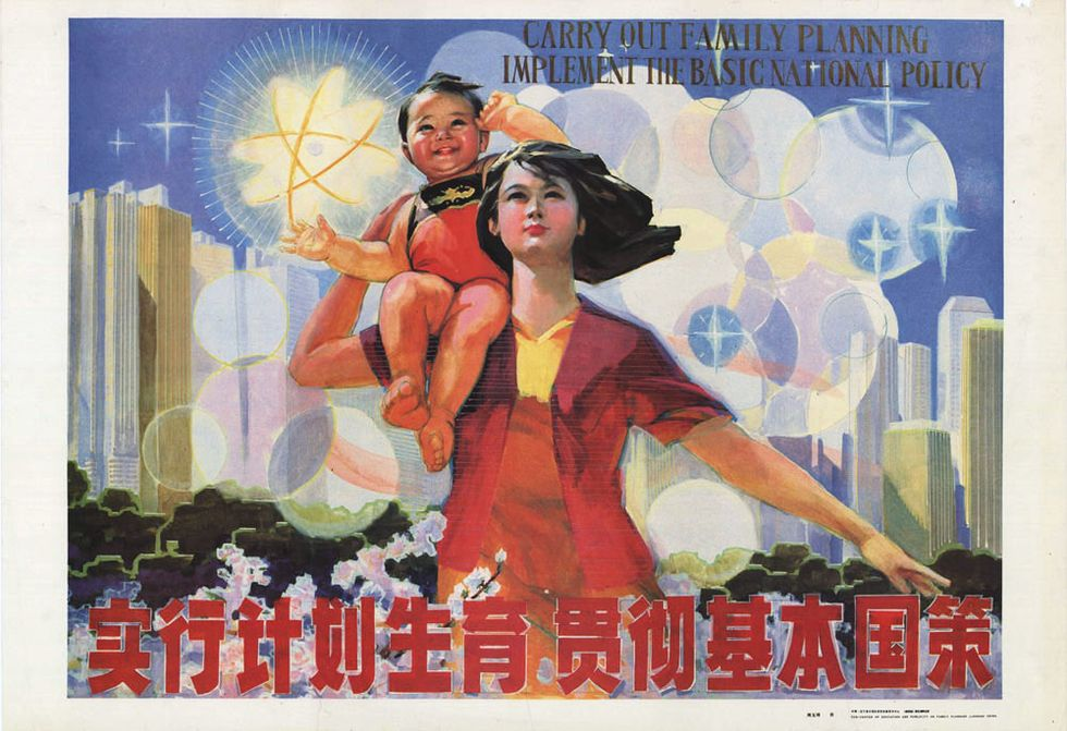 After 36 Years, China Ends One-Child Policy