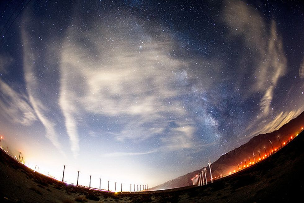 Why Protecting the Night From Light Pollution Is Good for Our Health