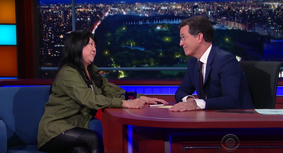 Margaret Cho: 'White Fragility Is Annoying.'