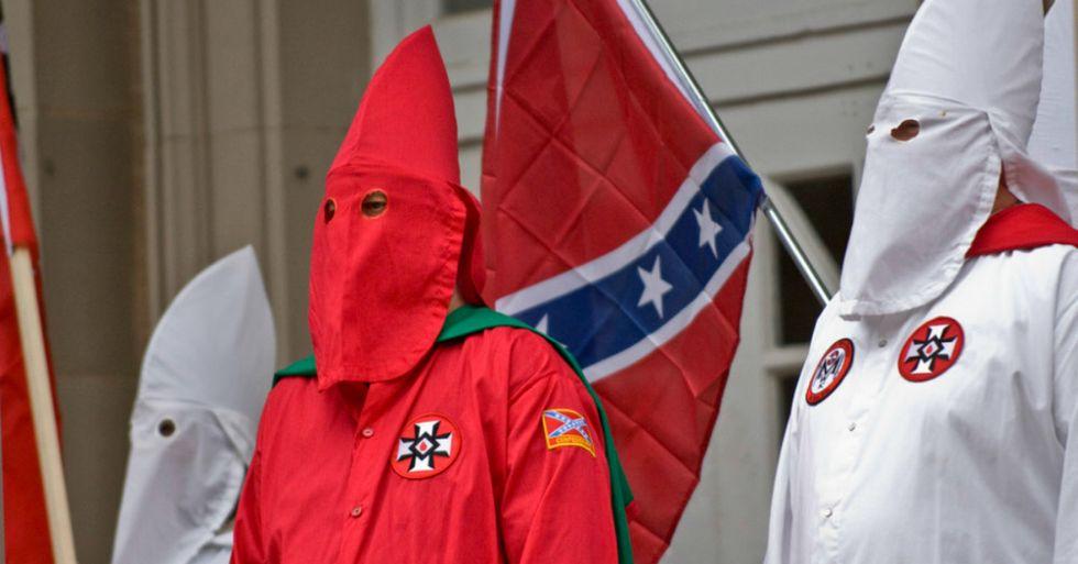 Hacktivist Collective Anonymous Begins Leaking Identities of Alleged KKK Members, Including Major U.S. Politicians (UPDATE)