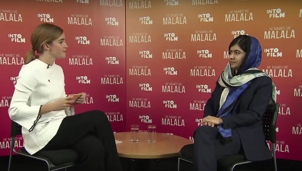 Malala Says She's Changed Her Mind on Feminism