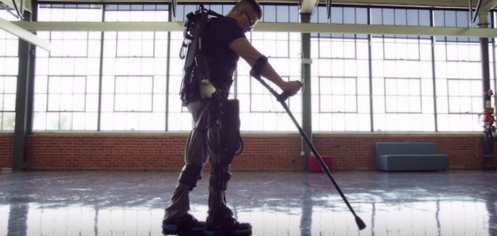 Exoskeletons Will Soon Make Wheelchairs Obsolete