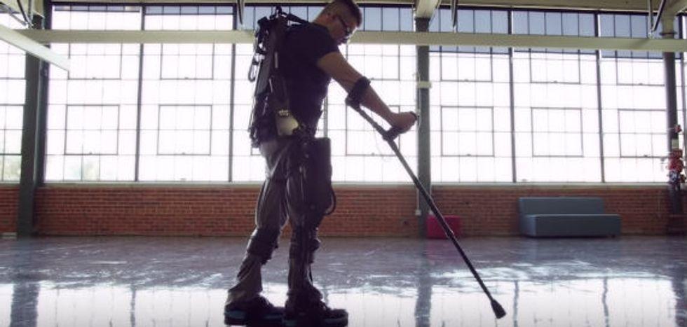 Exoskeletons Will Soon Make Wheelchairs Obsolete