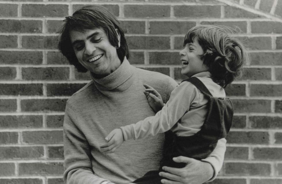Carl Sagan Would Have Been 81 Years Old Today