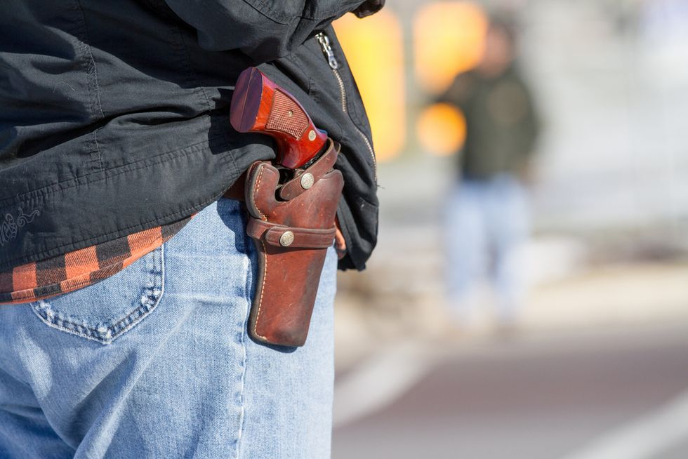More Police Chiefs Starting to Question Open Carry Laws