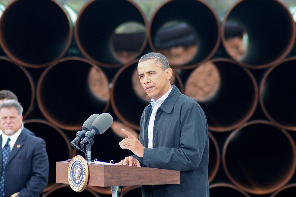 Obama Says No to Keystone XL Pipeline