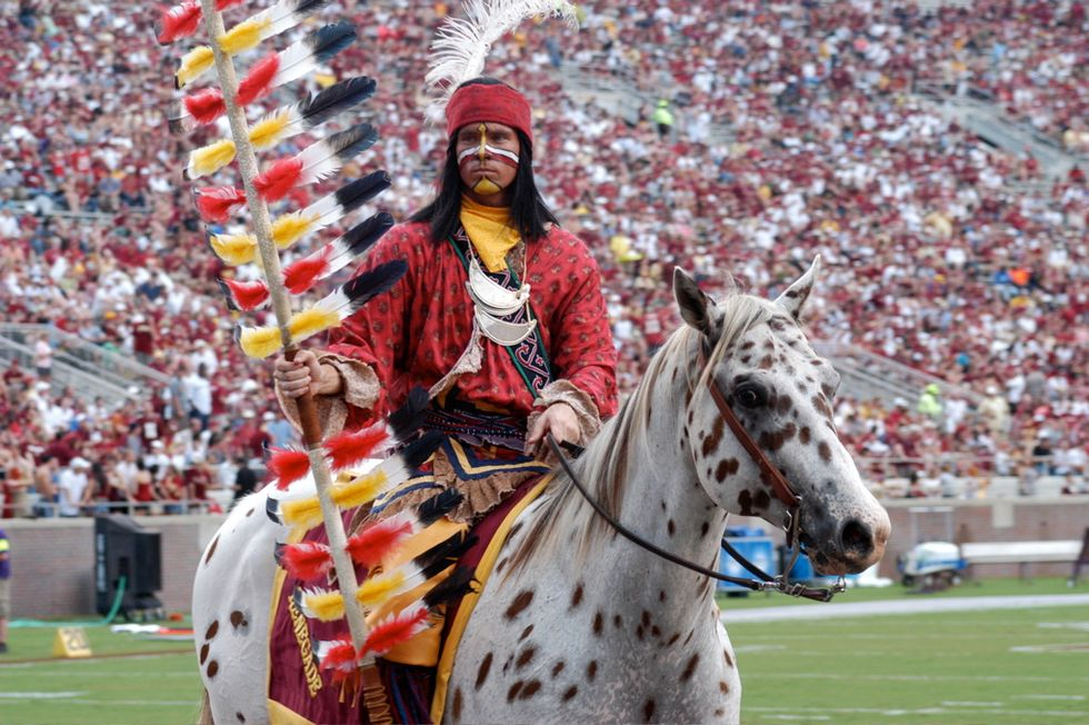 Adidas Says It Will Help Schools Get Rid of Native American Mascots