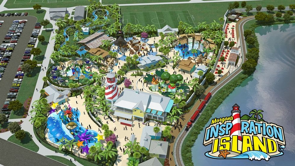 Get a Sneak Peek Inside the First Water Park for Special Needs Kids