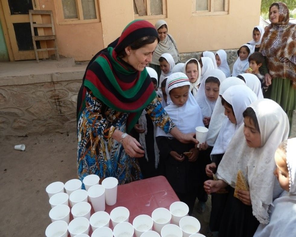 How Nutrition Programs Can Improve Literacy in Afghanistan