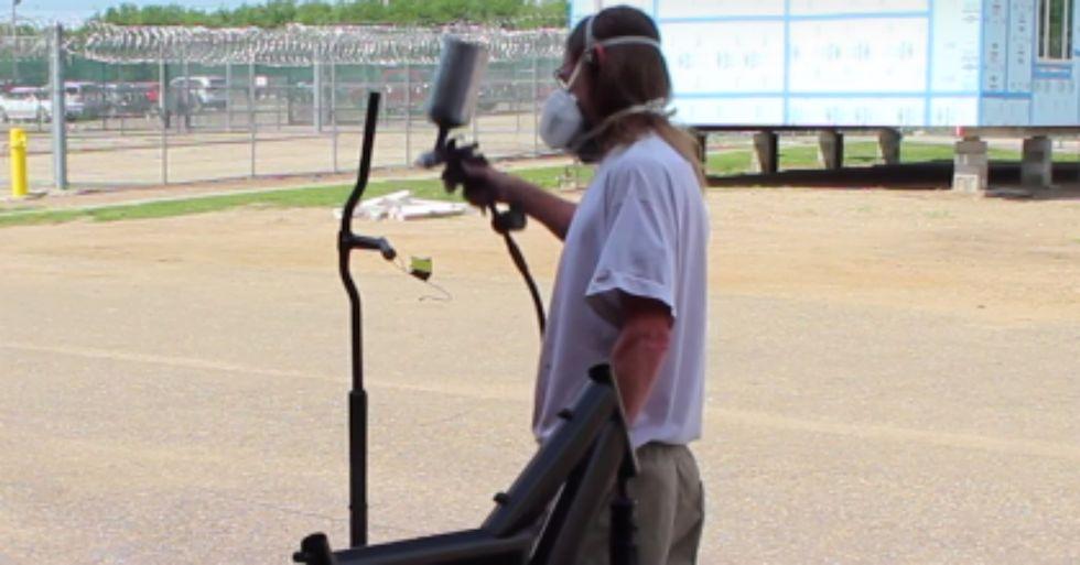 South Dakota's Prisoners are Rehabilitating Bikes for Needy Children