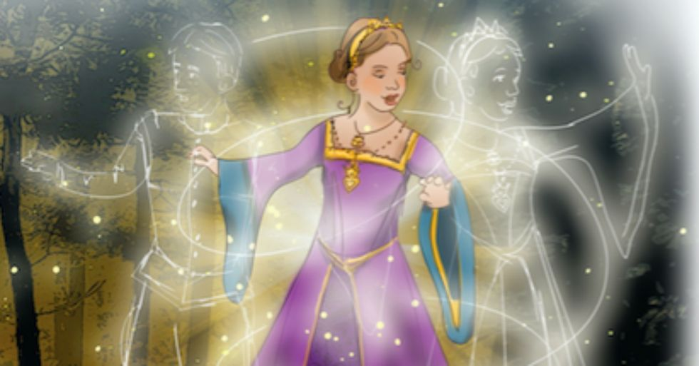 The Heroine in This New Fairy Tale Is Transgender