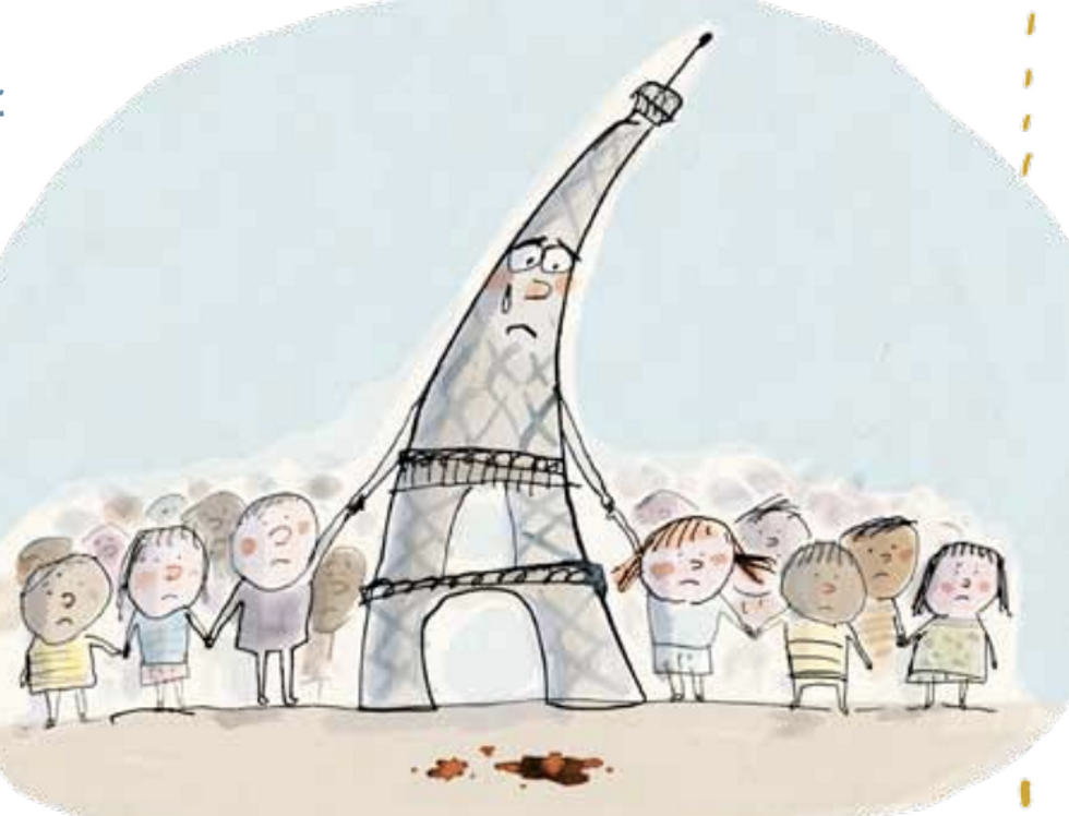 A Parisian Child's Guide to Understanding the Attacks