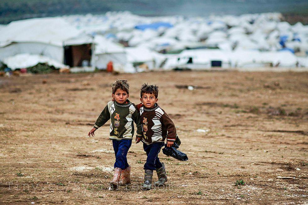 The World's Tragic Refugee Energy Crisis