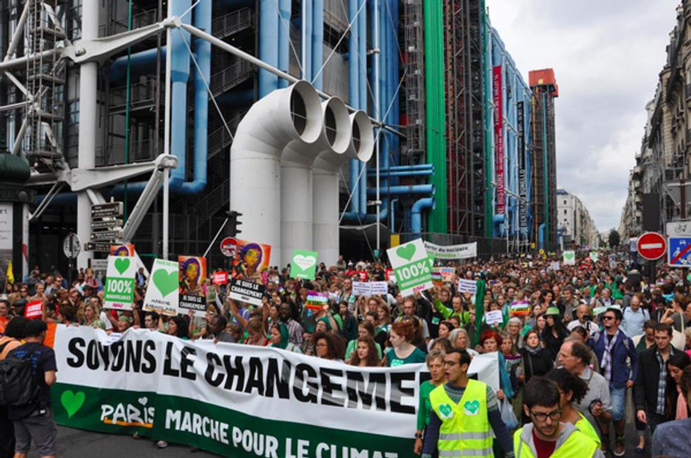 Why Climate Talks Matter in the Age of Terrorism(UPDATED)