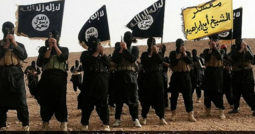 ISIS''State' of Terror