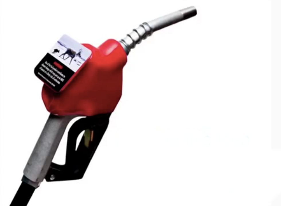 Canadian City Will Put Climate Change Warning Stickers on Gas Pumps