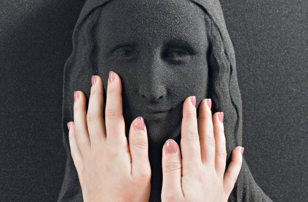 3D Printing Brings Classical Artworks to the Blind and Visually Impaired